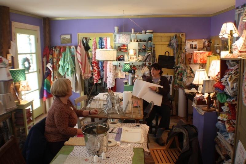 Shop workshop