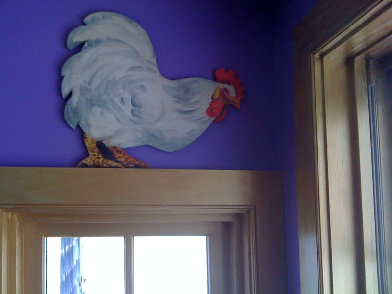 Roy egg chicken