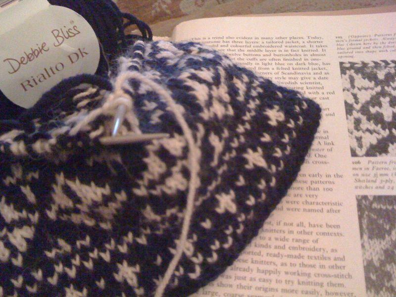 Judys knitting