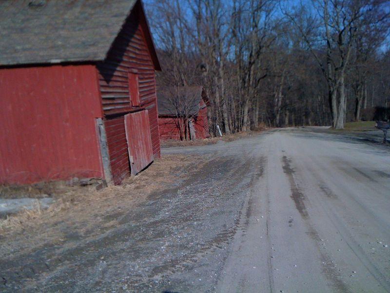 Pam's barns