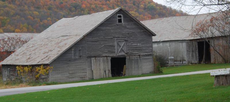 Fran's barns
