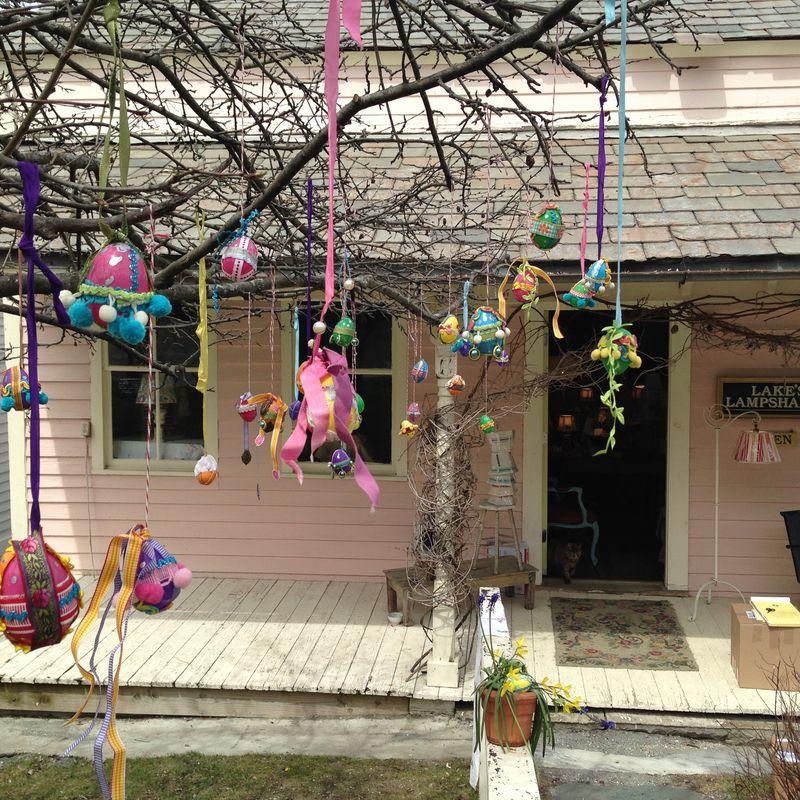 Easter 2014 shop
